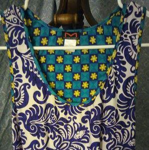 Lite material summer dress